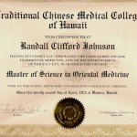Traditional Chinese Medical College of Hawaii, Manitou Clinic of Acupuncture
